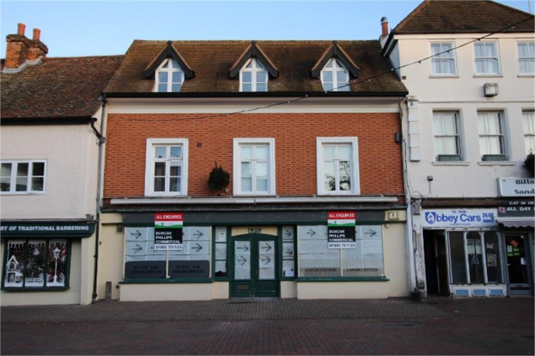 View Full Details for Market Square, Waltham Abbey, Essex